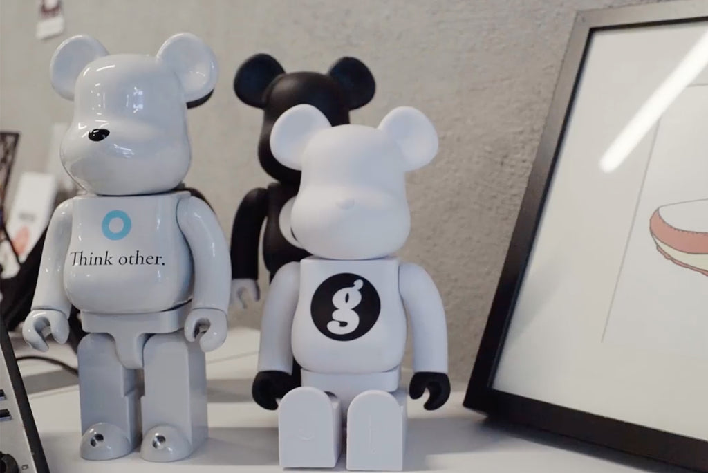 See Jason Markk's Be@rbrick Collection and How He Created The Best Shoe Cleaner On The Market