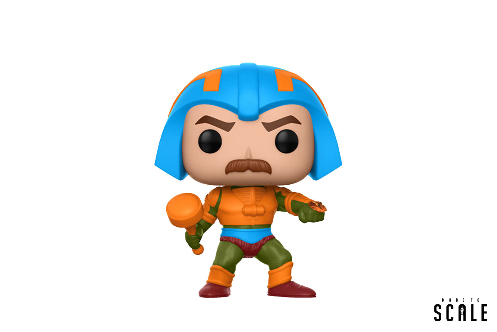 Funko Specialty Series - Pop! Television - Masters of the Universe Man-At-Arms Pop Vinyl Figure