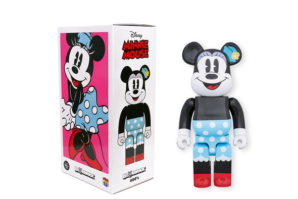 Medicom Toy 400% Bearbrick - Disney Minnie Mouse Be@rbrick Figure