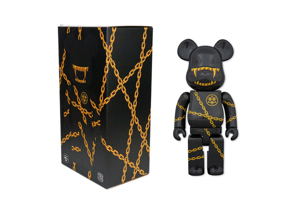 Medicom Toy 400% Be@rbrick - Mishka X Long Beabrick Figure