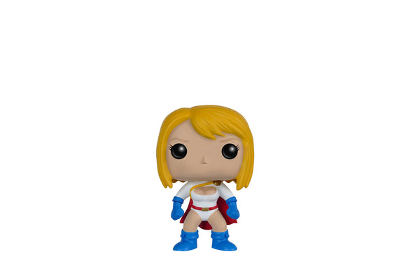 Funko Pop! Heroes #94 - DC Comics Super Heroes Power Girl Vinyl Figure