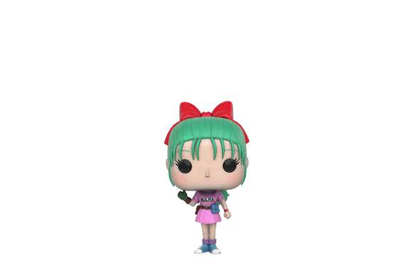 Funko Pop! Animation #108 - Dragon Ball Bulma Vinyl Figure