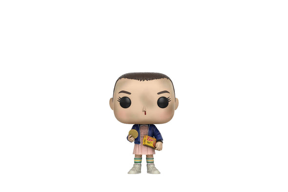Pop! Television #421 - Stranger Things Eleven with Eggos Pop Vinyl Figure