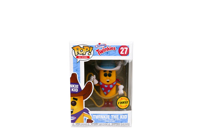 Funko Pop! Ad Icons #27: Hostess Twinkies - Twinkie The Kid (Red Chase) Vinyl Figure