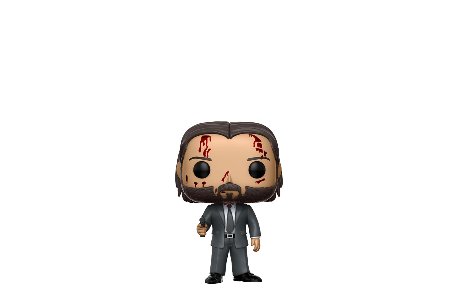 523b81f768a Pop! Movies  387 - John Wick Chapter 2  John Wick (Bloody Chase Version) Vinyl  Figure