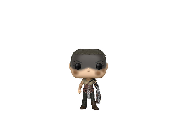 Funko Pop! Movies #507 - Mad Max Fury Road: Imperator Furiosa (Regular Version) Vinyl Figure