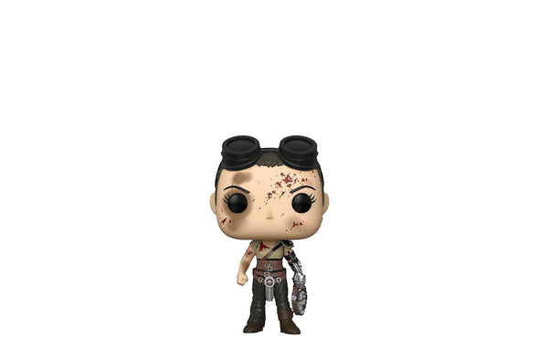 Funko Pop! Movies #507 - Mad Max Fury Road: Imperator Furiosa (Bloody Chase Version) Vinyl Figure