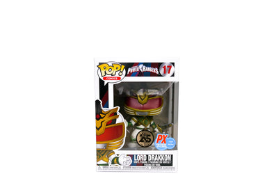 Funko Pop! Comics #17 - Power Rangers: Lord Drakkon Vinyl Figure - PX Previews Exclusive