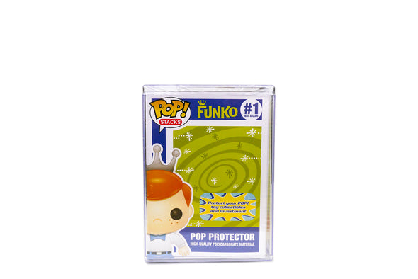 Funko Pop! Stacks - High-Quality Premium Hard Pop Protector