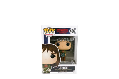 Funko Pop! Television #436 - Stranger Things Joyce Byers with Christmas Lights Vinyl Figure