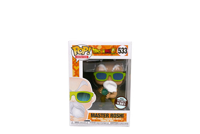 Funko Pop! Animation #533: Dragon Ball Super Master Roshi (Max Power) - Specialty Series Exclusive