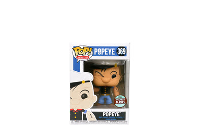 Funko Pop! Animation #369 - Popeye The Sailor Man Vinyl Figure - Specialty Series Exclusive