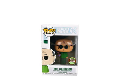 Funko Pop! #18: South Park - Mr. Garrison - Specialty Series Exclusive