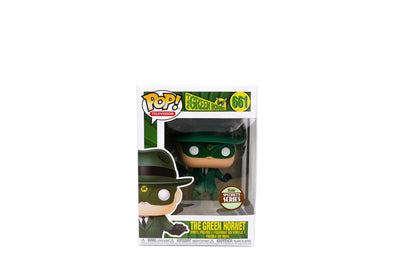 Funko Pop! TV: Green Hornet S1 - Green Hornet (1960) Vinyl Figure - Specialty Series Exclusive