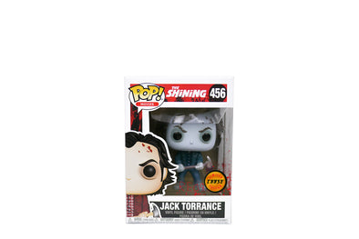 Funko Pop! Movies #456 - The Shining: Jack Torrance (Frozen Chase Version) Vinyl Figure