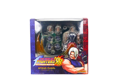 Storm Collectibles 1/12th Scale - King of Fighters '98 Omega Rugal Action Figure