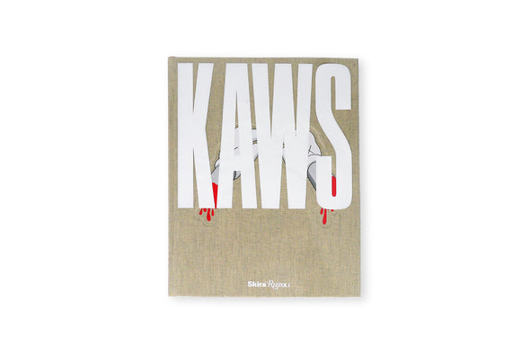 Kaws Book (Hardcover) - Written by Monica Ramirez-Montagut, Contribution by Germano Celant