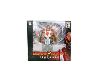 Storm Collectibles 1/12th Scale - Mortal Kombat: Baraka Action Figure