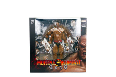 Storm Collectibles 1/12th Scale - Mortal Kombat Goro Action Figure