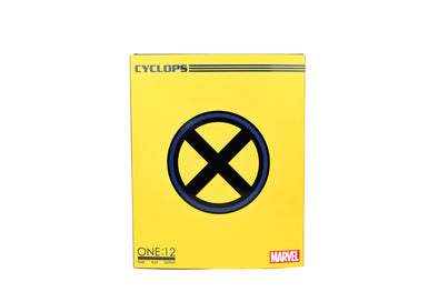Mezco Toyz One:12 Collective - Marvel Cyclops Figure