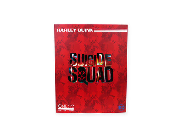 Mezco Toyz One:12 Collective - DC Universe Suicide Squad Harley Quinn Figure