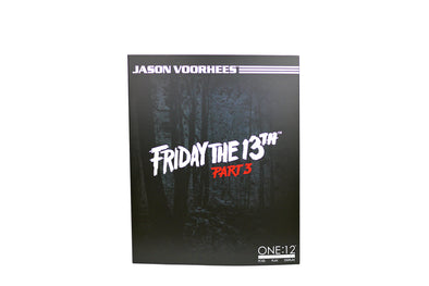 Mezco Toyz One:12 Collective - Friday the 13th: Jason Voorhees Figure