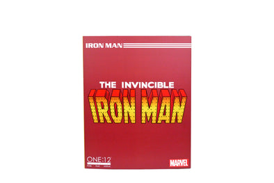 Mezco Toyz One:12 Collective - Marvel Comics Iron Man Figure