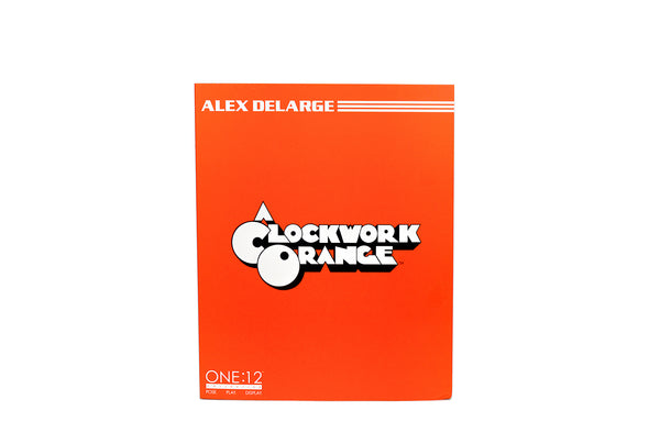 Mezco Toyz One:12 Collective - A Clockwork Orange: Alex DeLarge Figure