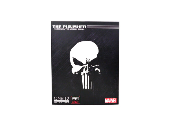 One:12 Collective - Netflix: The Punisher Figure
