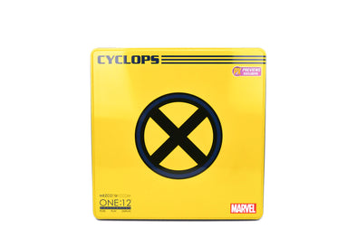 Mezco Toyz One:12 Collective - Marvel Classic Cyclops PX Previews Exclusive Figure