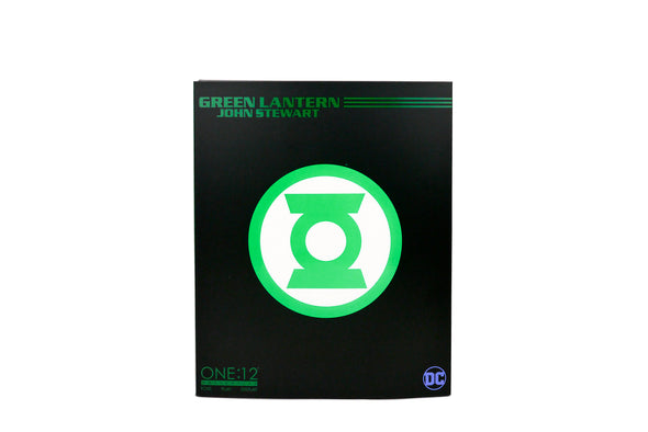 Mezco Toyz One:12 Collective - DC Universe Green Lantern Figure