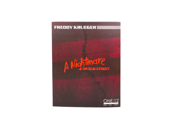 Mezco Toyz One:12 Collective - A Nightmare on Elm Street: Freddy Krueger Figure