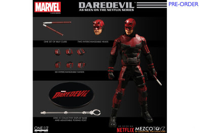 Mezco Toyz One:12 Collective - Netflix Daredevil Figure - PRE-ORDER