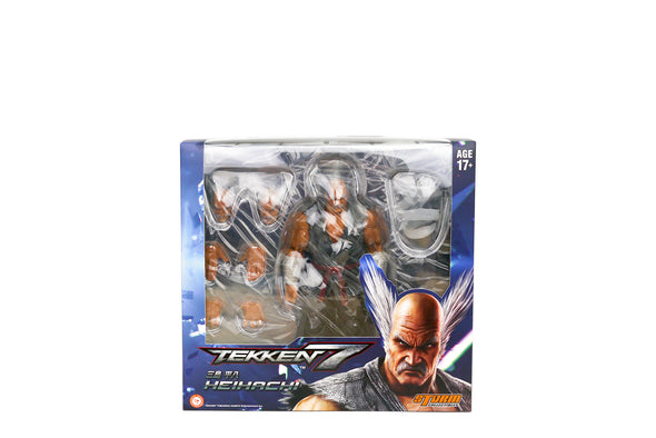 Storm Collectibles 1/12th Scale - Tekken 7: Heihachi Mishima Action Figure