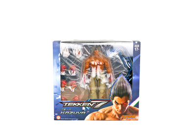 Storm Collectibles 1/12th Scale - Tekken 7: Kazuya Mishima Action Figure