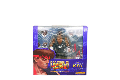 Storm Collectibles 1/12th Scale - Ultra Street Fighter II: The Final Challengers Evil Ryu Action Figure