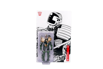 ThreeA (3A) 1/12th Scale Collectible Series - 2000AD Judge Dredd Figure