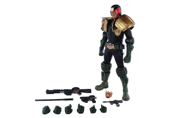 ThreeA (3A) 1/6th Scale Collectible Series - 2000AD Judge Dredd Figure