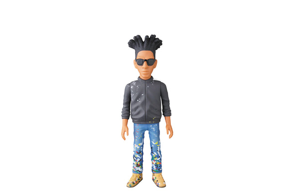 Medicom Toy VCD (Vinyl Collectible Dolls) - Jean-Michel Basquiat with Sunglasses Vinyl Figure