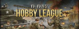 "D-Day Campaign Game 1 - ""Shot in the Dark"""