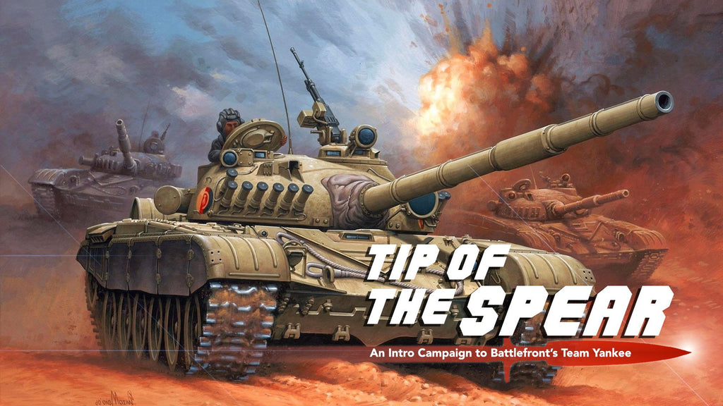 Tip Of The Spear Week one