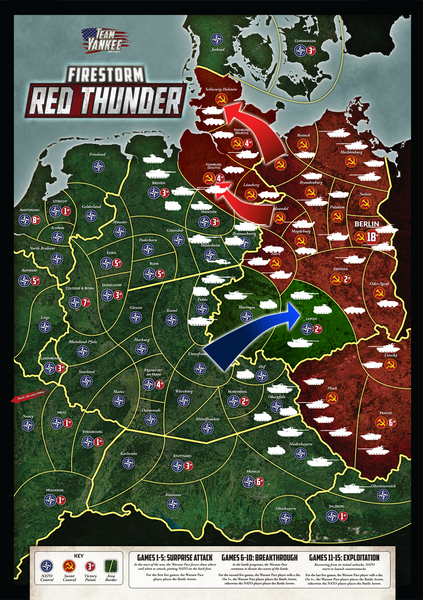 Red Thunder Week 1