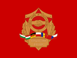 Warsaw Pact Flag