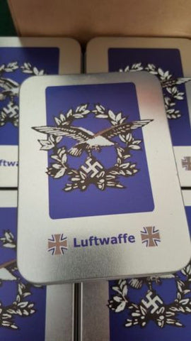Luftwaffe Dice tin