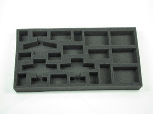 Flames of War US Airplane and Artillery Foam Tray (BFM) 15.5W x 8L x 1.5H