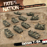 AARAB2 Syrian T-54 Tank Battalion Battlefront- Blitz and Peaces