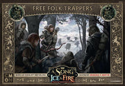 Free Folk Trappers CMON- Blitz and Peaces