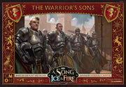 Warrior's Sons CMON- Blitz and Peaces