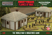 BB137 Rural Farm Buildings Battlefront- Blitz and Peaces