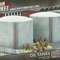 BB190 Oil Tanks Battlefront- Blitz and Peaces